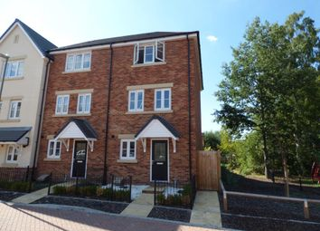 Thumbnail 4 bed town house for sale in Thompson Way, Farnborough