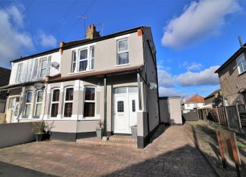 Thumbnail 3 bed semi-detached house for sale in South Avenue, Southend-On-Sea