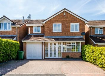 Thumbnail 4 bed detached house for sale in Cranesbill Close, Featherstone, Wolverhampton, Staffordshire