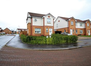 Thumbnail 3 bed detached house for sale in Balveny Place, Garthamlock, Glasgow