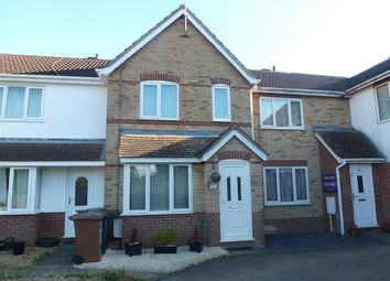 Thumbnail 2 bed terraced house to rent in Redwing Drive, Wisbech