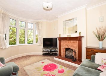 Thumbnail 3 bed semi-detached house for sale in Canterbury Road, Folkestone, Kent