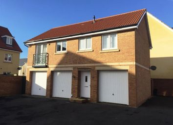 Thumbnail 1 bed property to rent in Fieldfare Avenue, Portishead, Bristol