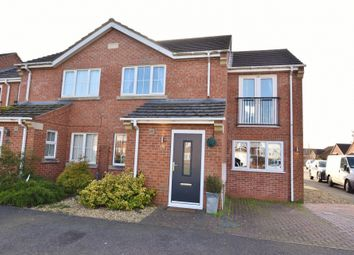 3 bed end terrace house for sale in Winston Drive, Skegness PE25