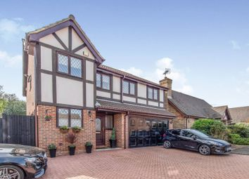 4 bed detached house for sale in Tudor Grove, Rochester ME3