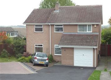 Thumbnail 4 bed property to rent in Nottingham Drive, Wingerworth, Chesterfield, Derbyshire