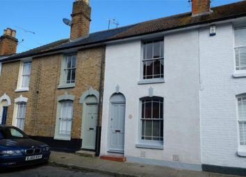 Thumbnail 2 bedroom terraced house for sale in Victoria Street, Whitstable