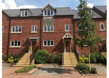 Thumbnail 3 bed town house for sale in Nash Court, Stourbridge
