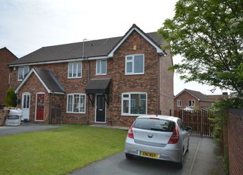 Thumbnail 3 bed town house to rent in Lindisfarne Avenue, Blackburn