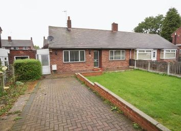 Thumbnail 2 bed semi-detached bungalow for sale in Stockingate, South Kirkby, Pontefract