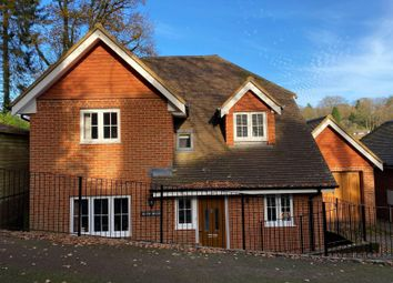 Thumbnail 4 bed detached house for sale in Vicarage Lane, Haslemere