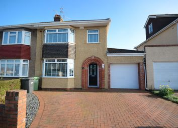 Thumbnail 3 bedroom semi-detached house for sale in Fouracre Crescent, Downend