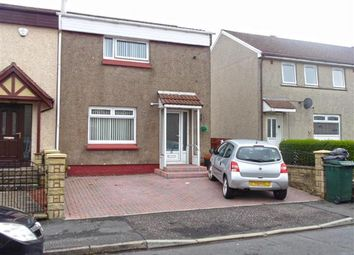 Thumbnail 2 bed end terrace house for sale in Cessnock Drive, Hurlford, Kilmarnock