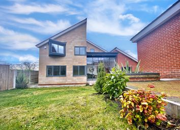 Thumbnail 5 bed detached house for sale in Snells Nook Grange, Loughborough, 3