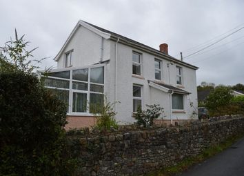 Thumbnail 3 bed detached house to rent in The Lane, Wernffrwd, Llanmorlais, Swansea