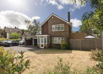 Thumbnail 3 bed detached house for sale in Convent Close, Kenilworth