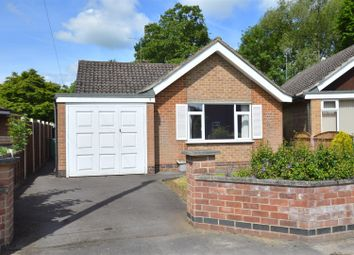 Thumbnail 2 bed detached bungalow for sale in Old Mill Close, Duffield, Belper