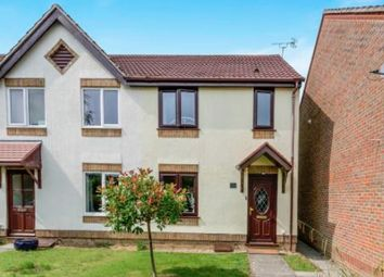 Thumbnail 2 bed end terrace house for sale in Watkin Road, Hedge End, Southampton, Hampshire