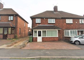 3 bed semi-detached house to rent in Kingsway, Braunstone, Leicester LE3