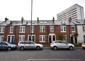 Thumbnail 6 bed maisonette to rent in Claremont Road, Newcastle Upon Tyne