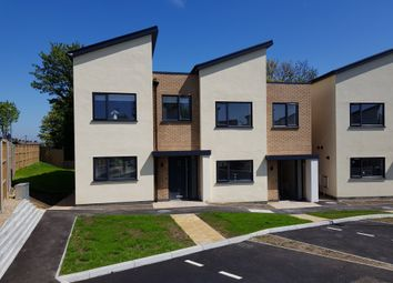 Thumbnail 4 bed semi-detached house for sale in Spring Wood Park, Sittingbourne, Kent