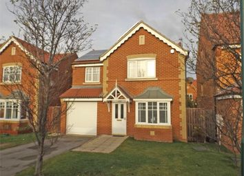 Thumbnail 4 bed detached house for sale in Yarmouth Drive, Redcar, North Yorkshire