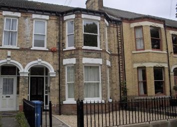 Thumbnail 1 bed flat to rent in Victoria Avenue, Hull
