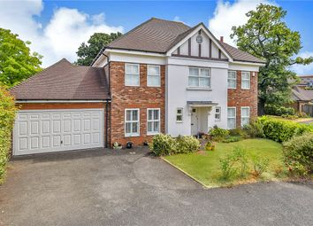 Thumbnail 5 bed detached house for sale in College Drive, Thames Ditton