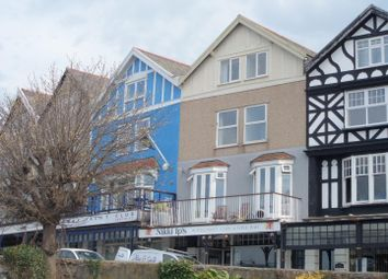 Thumbnail 1 bed flat for sale in Station Road, Deganwy, Conwy