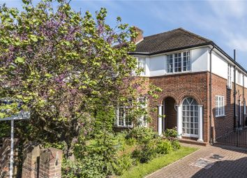 Thumbnail 4 bedroom semi-detached house for sale in Westhay Gardens, London
