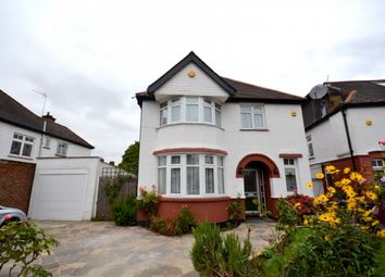 Thumbnail 4 bed detached house to rent in Wentworth Park, Finchley, London