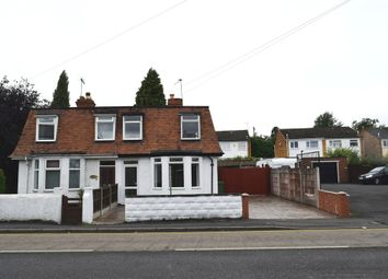 Thumbnail 3 bedroom semi-detached house for sale in Dawley Road, Arleston, Telford, Shropshire