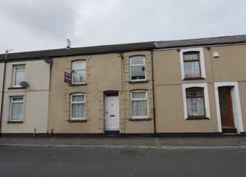 Thumbnail 2 bed terraced house for sale in High Street, Treorchy