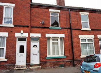 Thumbnail 3 bed terraced house for sale in Laughton Road, Doncaster