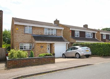 Thumbnail 4 bed detached house to rent in Botley Road, Woodhall Farm, Hemel Hempstead
