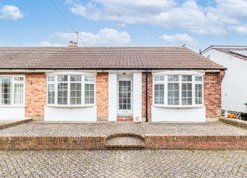 Thumbnail 2 bed bungalow for sale in Veryan Close, Orpington, Kent