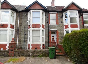 Thumbnail 6 bed terraced house for sale in Heathfield Villas, Treforest, Pontypridd