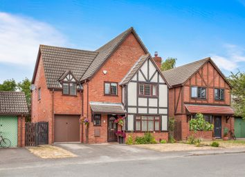 Thumbnail 5 bed detached house for sale in Harcombe Road, Cherry Hinton, Cambridge