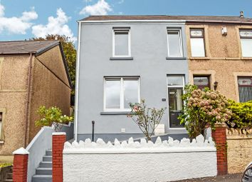 Thumbnail 3 bed semi-detached house for sale in Caradog Street, Port Talbot, Neath Port Talbot.