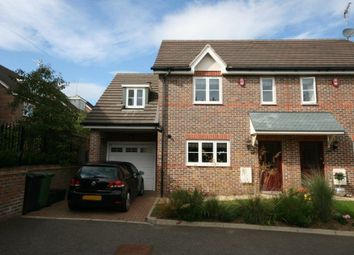 Thumbnail 3 bedroom property to rent in Mallard Mews, Harpenden, Hertfordshire