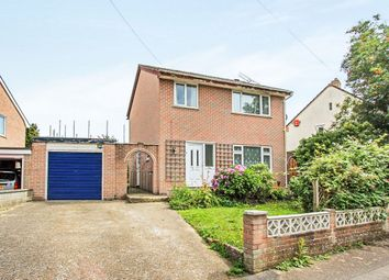Thumbnail 3 bed detached house for sale in High Howe Close, Bournemouth