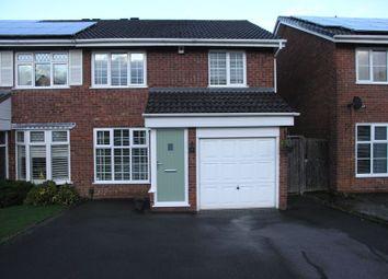 3 bed semi-detached house for sale in Blackford Close, Hayley Green, Halesowen B63
