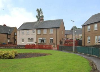 Thumbnail 4 bed semi-detached house for sale in Ross Crescent, Camelon, Falkirk, Stirlingshire