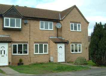Thumbnail 2 bedroom end terrace house to rent in School Lane, Swavesey