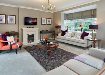 Thumbnail 4 bed detached house for sale in Thame Road, Buckinghamshire