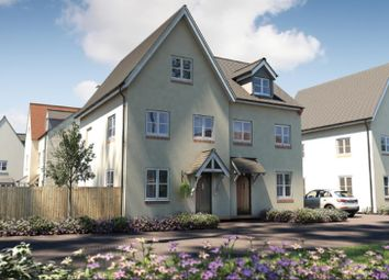 Thumbnail 3 bed semi-detached house for sale in Taunton Road, Wellington