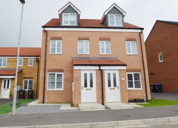Thumbnail 3 bed semi-detached house for sale in Dalby Way, The Middles, Stanley