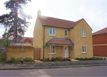 Thumbnail 4 bed detached house for sale in Byron Road, Devizes