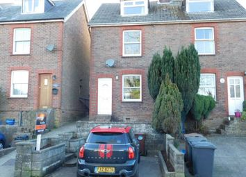 Thumbnail 3 bedroom semi-detached house to rent in Green Lane, Crowborough
