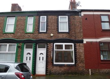 Thumbnail 2 bed terraced house to rent in Lees Avenue, Rock Ferry, Birkenhead